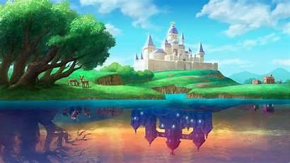 Between Link Worlds Zelda Legend Hero