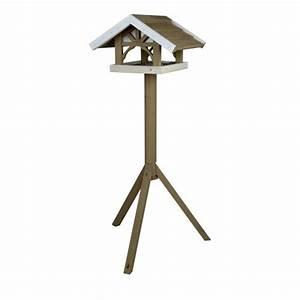 Mangeoire Oiseaux Sur Pied : mangeoire sur pied eco mangeoire pour oiseaux des jardins trixie wanimo ~ Teatrodelosmanantiales.com Idées de Décoration