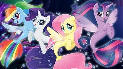 Pony Ponies Mermaids Seaponies