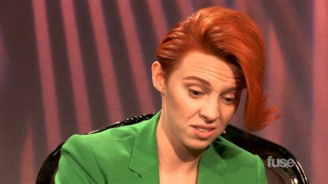 "La Roux Grows Up On New Album ""Trouble In Paradise"" YouTube"