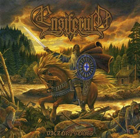 """The ep makes 45 revolutions per minute while the sp and lp vinyl makes 78 revolutions per minute. A Review of the Album Called """"Victory Songs"""" by the Band Ensiferum One of the Best Metal Albums ..."""