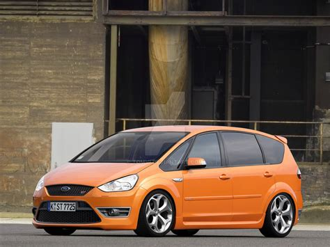 s max tuning ford s max st by tomvi on deviantart