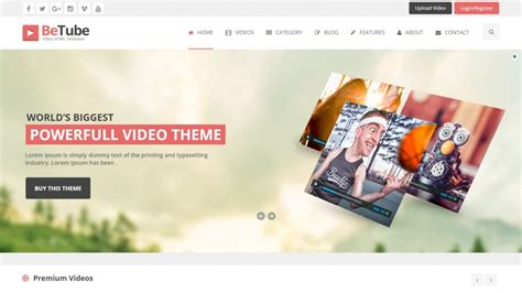 Html Themes Best Html Templates For And