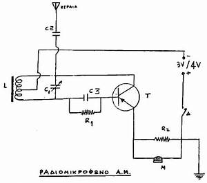 simple low power am transmitter by christos z konstas With am transmitter