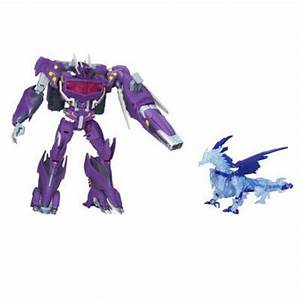 Hasbro SDCC Exclusive Transformers Prime Shockwave's Lab ...