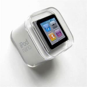 Apple iPod nano 8 GB Graphite (6th Generation) NEWEST ...