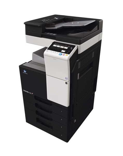 On your device, look for the konica minolta bizhub 287 driver, click on it twice. bizhub 287 Multifunctional Office Printer   KONICA MINOLTA