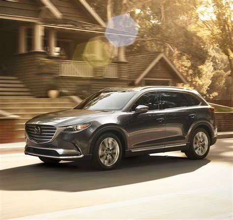 2018 Mazda Cx9 Design & Performance Features  Mazda Usa