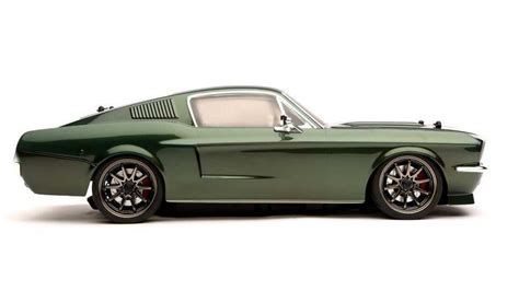 Mustang Electric Car by Vaterra 1967 Ford Mustang 1 10 Rtr Electric Rc Car
