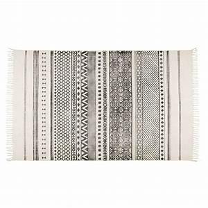 Tapis De Cuisine Maison Du Monde : vizc tapis contemporain maisons du monde decofinder ~ Teatrodelosmanantiales.com Idées de Décoration