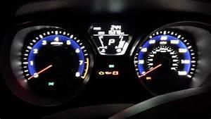 Hyundai Elantra Dash Lights Dim