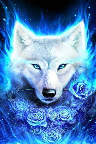 gambar wallpaper serigala keren