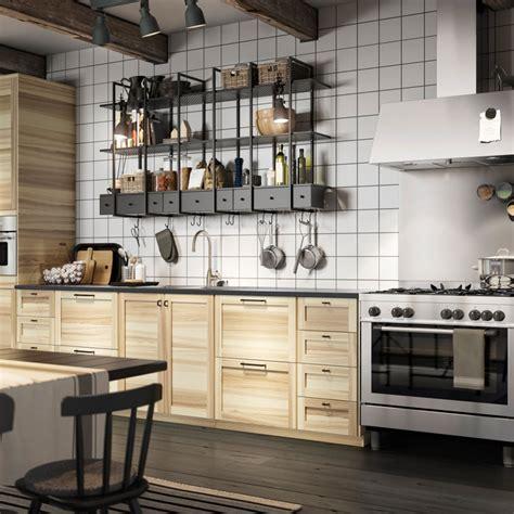 etagere murale pour cuisine 10 idées pour la cuisine à copier chez ikea