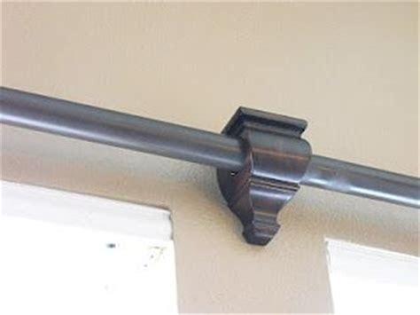 pvc pipes curtain rods and pipes on