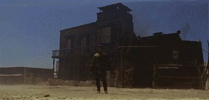 Fistful Dollars Shot Western Eastwood Clint Film