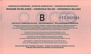 Carte Grise Belge En Carte Grise Francaise : tout savoir sur l 39 immatriculation de v hicules en belgique solidas ~ Gottalentnigeria.com Avis de Voitures
