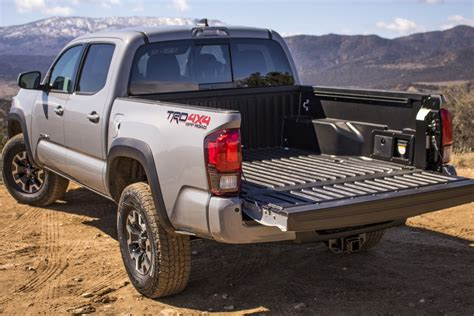 Toyota Tacoma Road by 2019 Toyota Tacoma Trd Road Cab Review