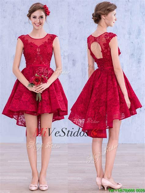 color rojo vino vestidos de dama color rojo vino hermosos vestidos