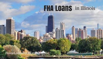 fha loan requirements illinois fha lenders  illinois