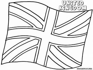England Flag Coloring Pages Coloring Pages To Download