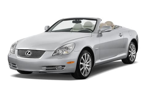 lexus convertible 2010 lexus sc430 review and rating motor trend