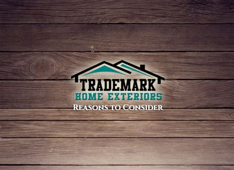 5 Reasons To Consider Home Exteriors  Trademark Home