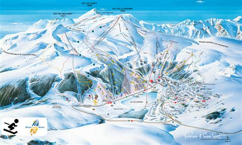 info pistes de ski du sancy besse chastreix sancy mont dore sancy