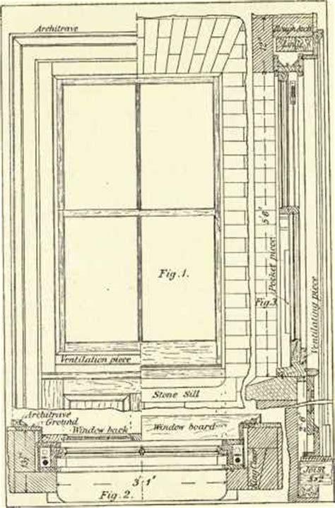 Technische Zeichnung Fenster by Windows Technical Drawing Joshua Nava Arts