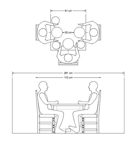 guide  choosing  ideal dining table width