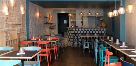 cladding for restaurant maison faubourg martin