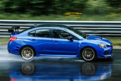 2019 Subaru Sti Ra by 2019 Subaru Wrx Sti Type Ra Review Gear Patrol