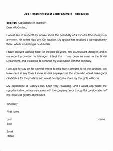 41 transfer letter templates pdf doc excel free With transfer letter