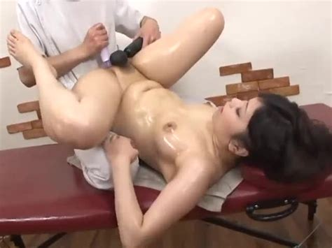 Japanese Girl Oil Massage And Toy Sex Japanese Porn