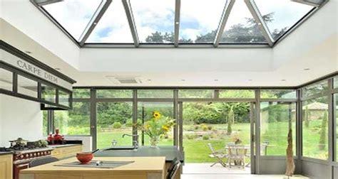 extension cuisine veranda veranda cuisine photo une vranda pour un espace cuisine