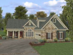 craftsman style ranch home plans cadley rustic ranch home plan 013d 0136 house plans and more