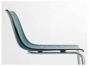 Chaise Polycarbonate Ikea : chaise chaise transparente ikea nouveau chaise ~ Teatrodelosmanantiales.com Idées de Décoration