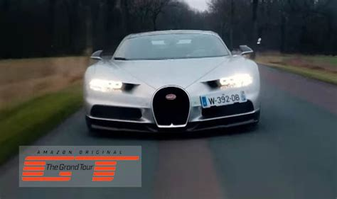 Cars, coupé — model origin The Grand Tour could be first to test Bugatti Chiron top ...