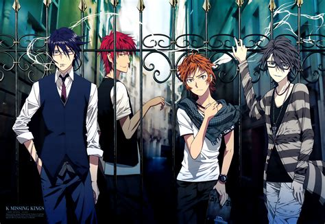 Anime K Wallpaper - k project hd wallpaper and background image