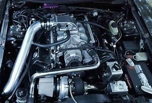 Pa Performance Mustang 200 Amp Alternator  96