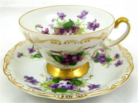 Norcrest Sweet Violet Vintage