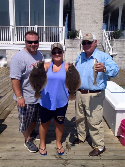 types  fish  ocean city maryland  sum charters