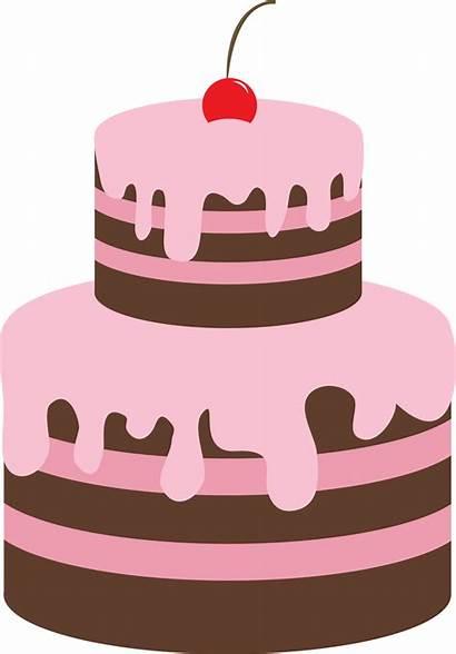 Cake Clip Clipart Party Birthday Talk Baking