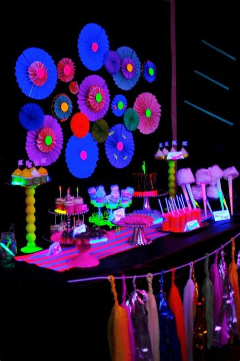 blacklight party   mad scientist  outer space