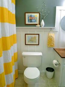 bathroom curtains ideas yellow bathroom decor ideas pictures tips from hgtv hgtv