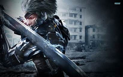Gear Metal Rising Revengeance Mgs Solid Wallpapers