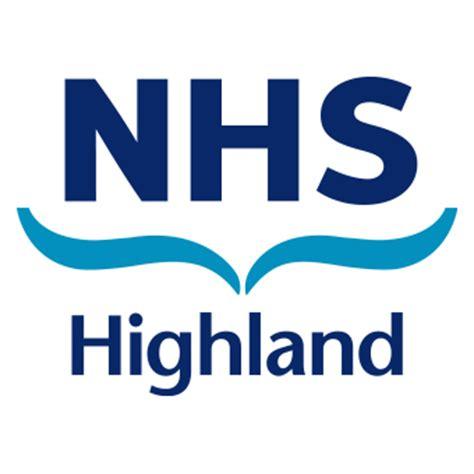 Image result for nhs highland logo