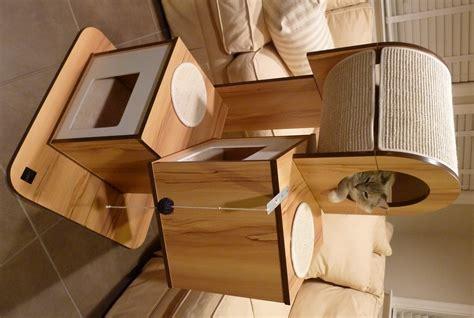 cat tree condo with hammock hagen vesper v tower modern cat tree furniture review