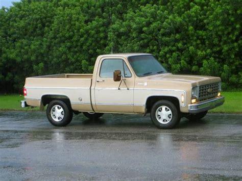 Find Used 1976 Chevrolet Bonanza C10 Short Bed Pickup 350