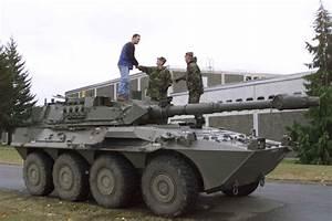 Centauro nell'US Army | SOBCHAK SECURITY - est. 2005