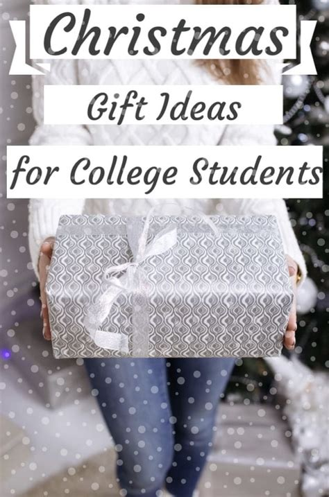 college christmas gifts for college students 2018 presents